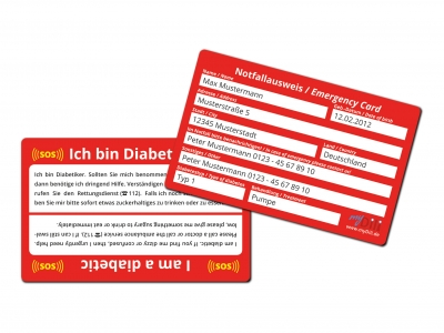 SOS-Card