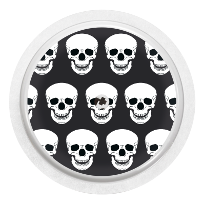 2x Skulls