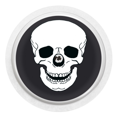 2x Skull