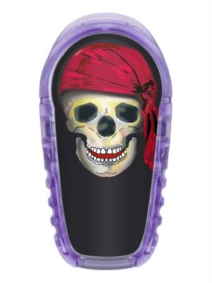 2x Skull with Cap