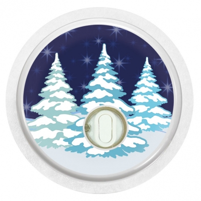 2x Winter Landscape